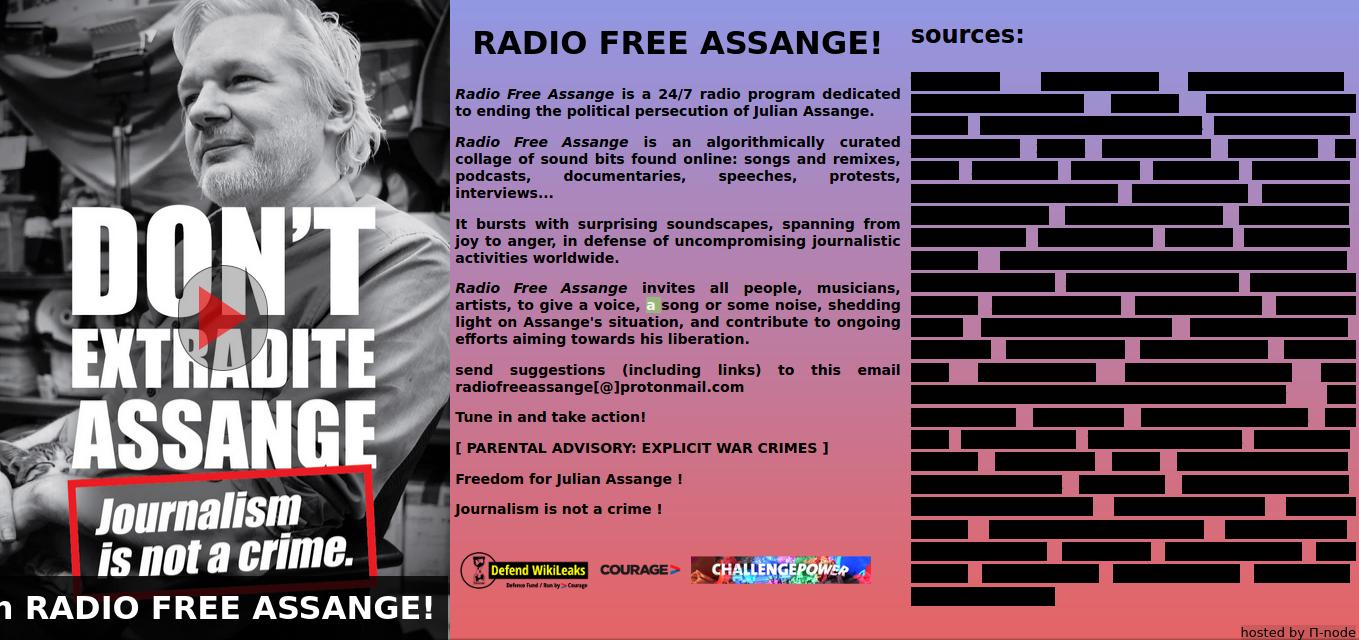 radiofreeassange